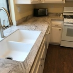 """Corian Smoke Drift Prima Top with Corian 9412 sink. • <a style=""""font-size:0.8em;"""" href=""""http://www.flickr.com/photos/134090146@N08/40022588143/"""" target=""""_blank"""">View on Flickr</a>"""
